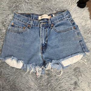 Levi vintage shorts